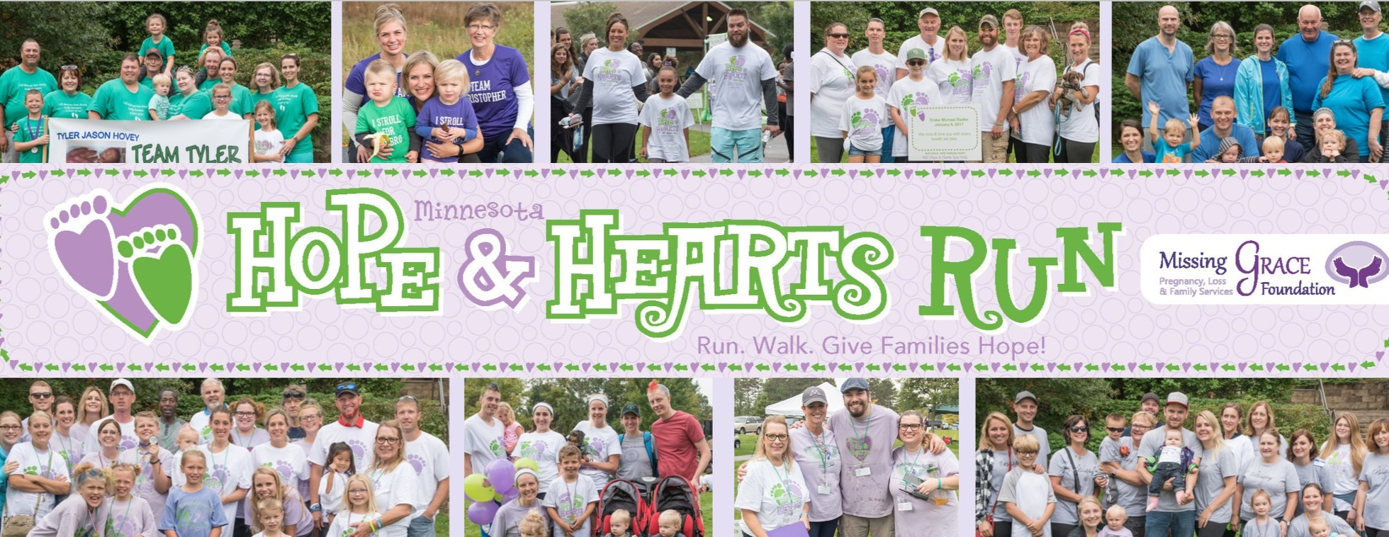 2018 Hope & Hearts Run/Walk